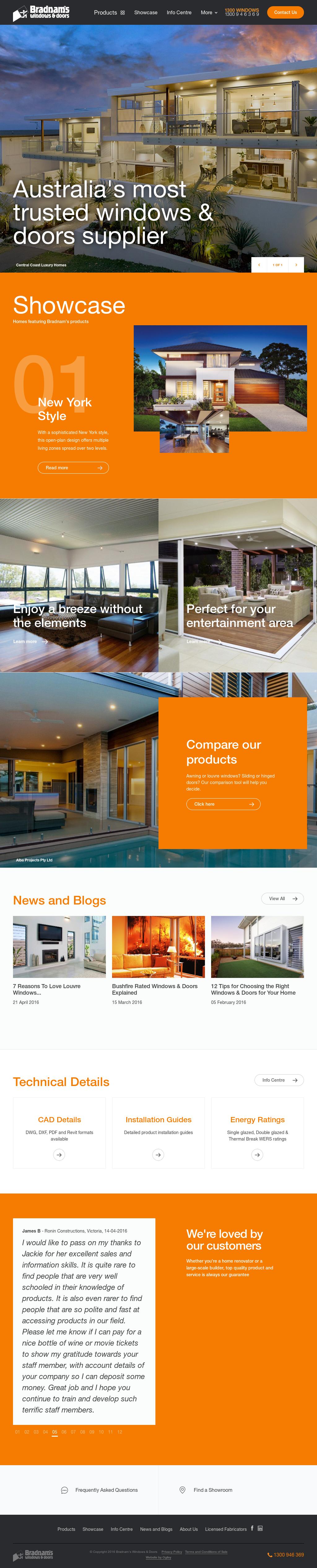 Bradnam's Windows & Doors Competitors, Revenue and Employees