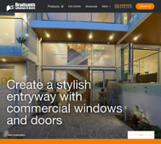Bradnamu0027s Windows u0026 Doors website history & Bradnamu0027s Windows u0026 Doors Competitors Revenue and Employees - Owler ...