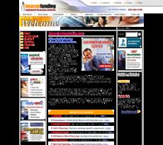 Beacon website history