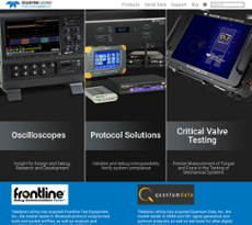 Teledyne lecroy competitors revenue and employees owler company teledyne lecroy website history ccuart Gallery