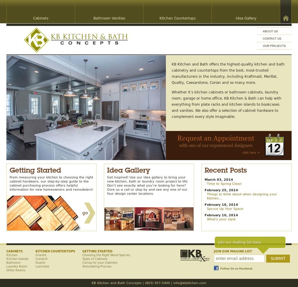 K B Kitchen & Bath Concept Competitors, Revenue and Employees ...