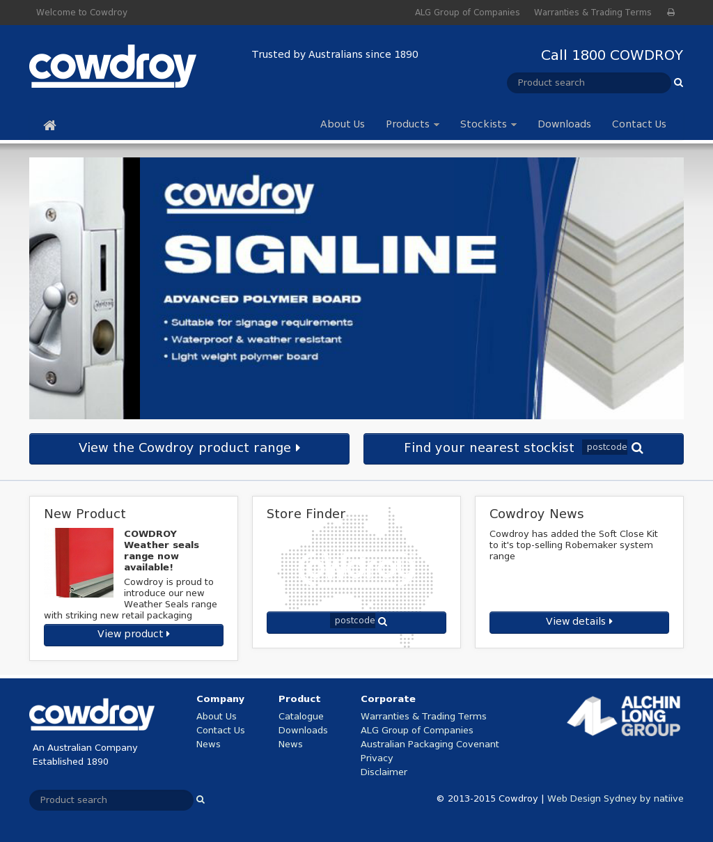 Cowdroy H M Competitors Revenue And Employees Owler Company Profile