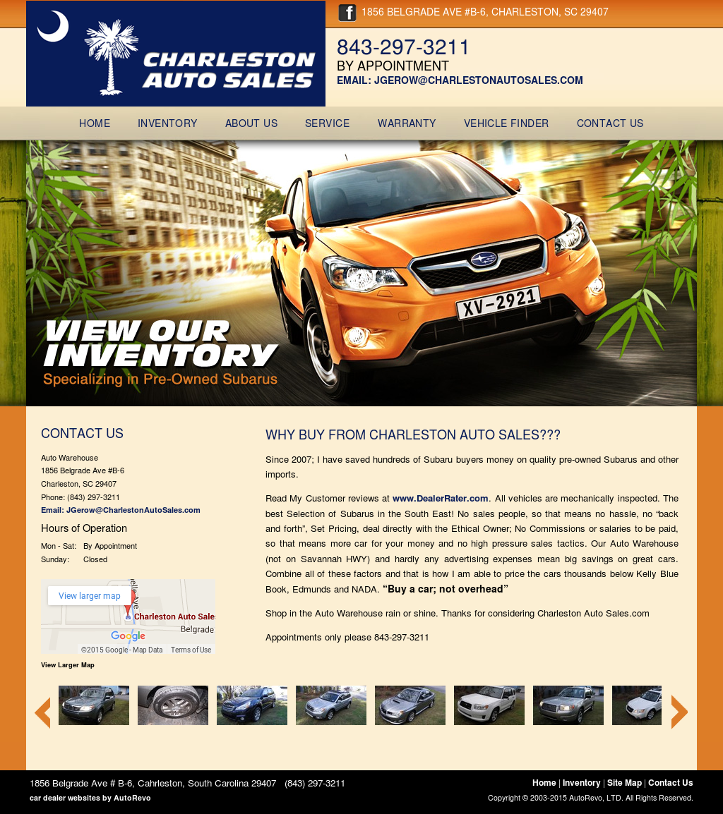 Charleston Auto Sales >> Charleston Auto Sales Competitors Revenue And Employees