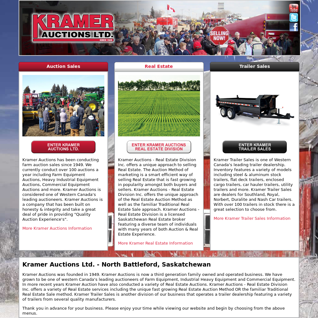 Kramer Auction Competitors, Revenue and Employees - Owler