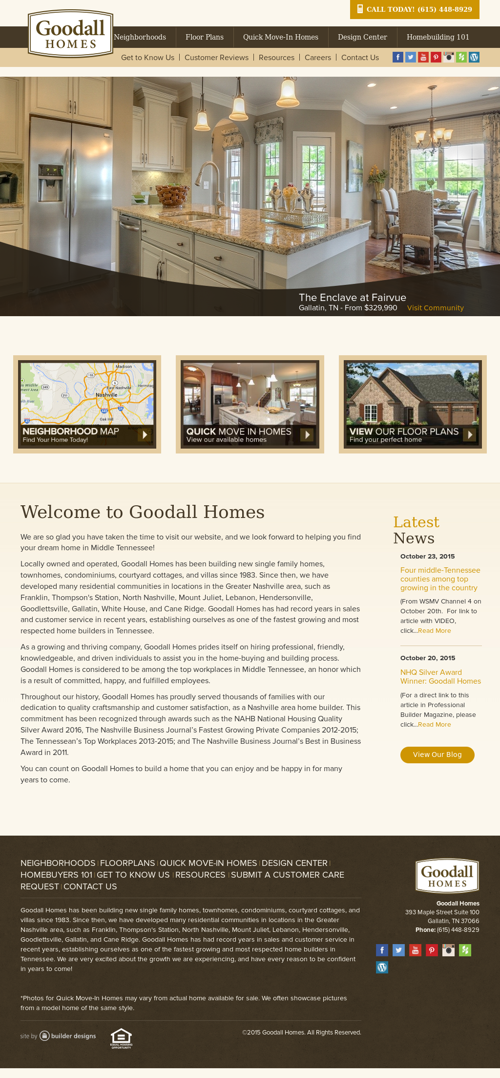 Goodall Homes Competitors, Revenue and Employees - Owler Company Profile