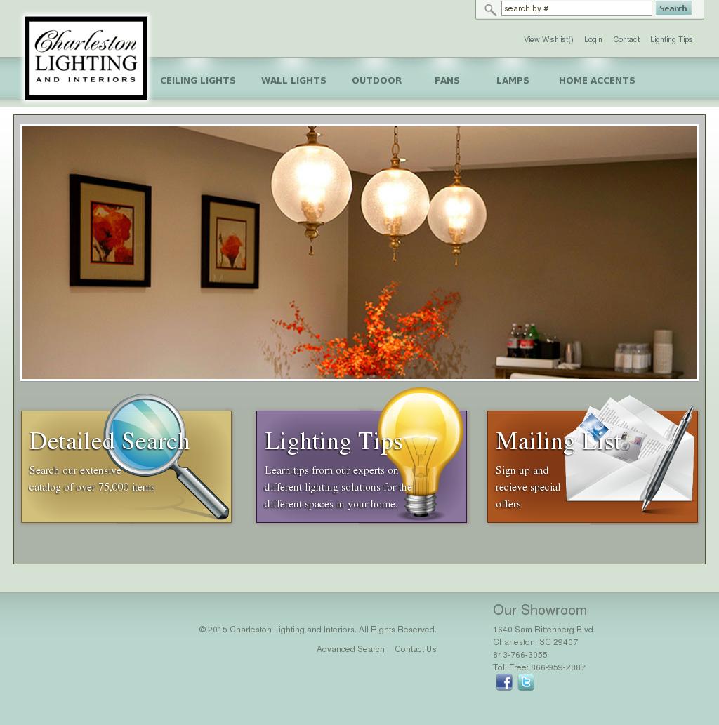Charleston Lighting Interiors Compeors Revenue And