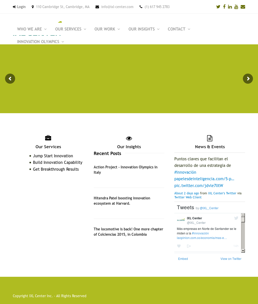 IXL Center Competitors, Revenue and Employees - Owler Company Profile