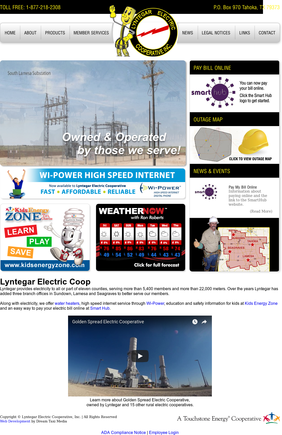 Lyntegar Electric Coop Competitors, Revenue and Employees