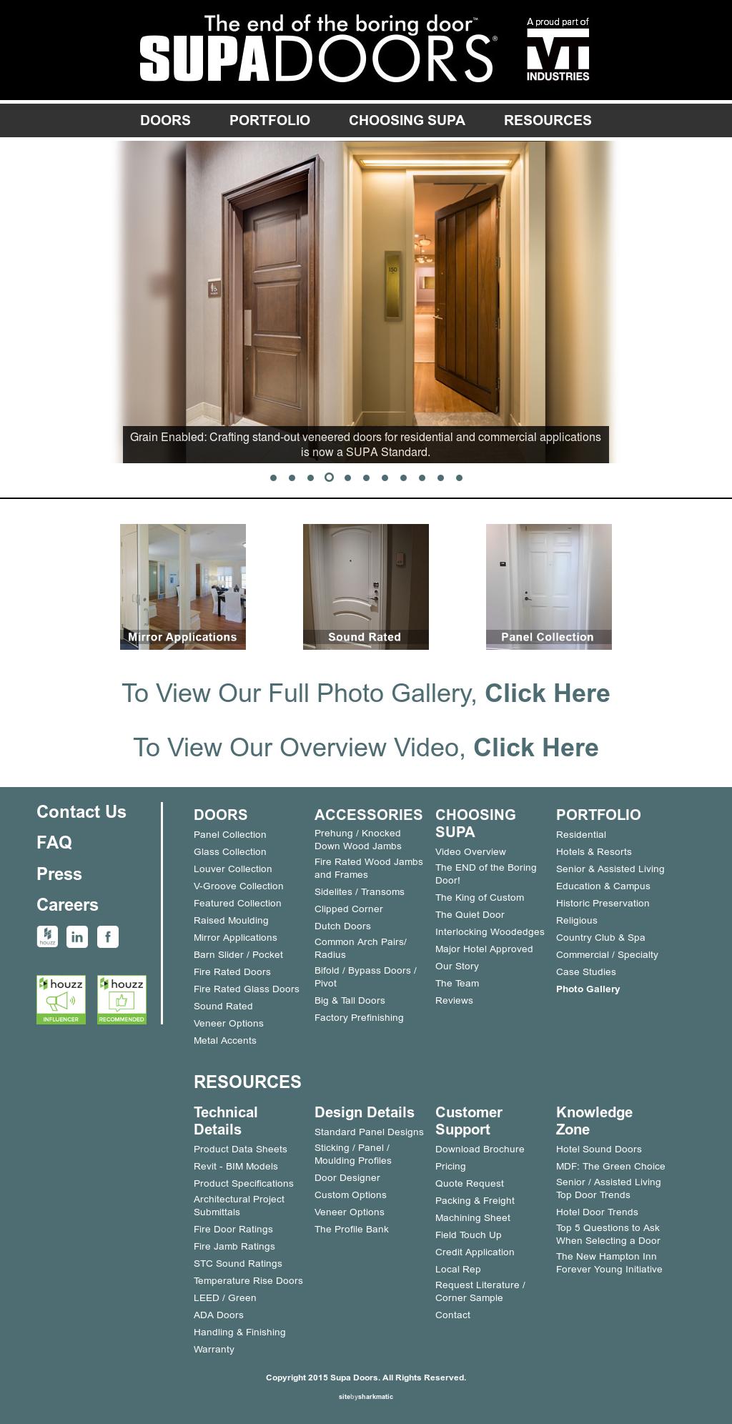 Supa Doors website history  sc 1 st  Owler & Supa Doors Competitors Revenue and Employees - Owler Company Profile
