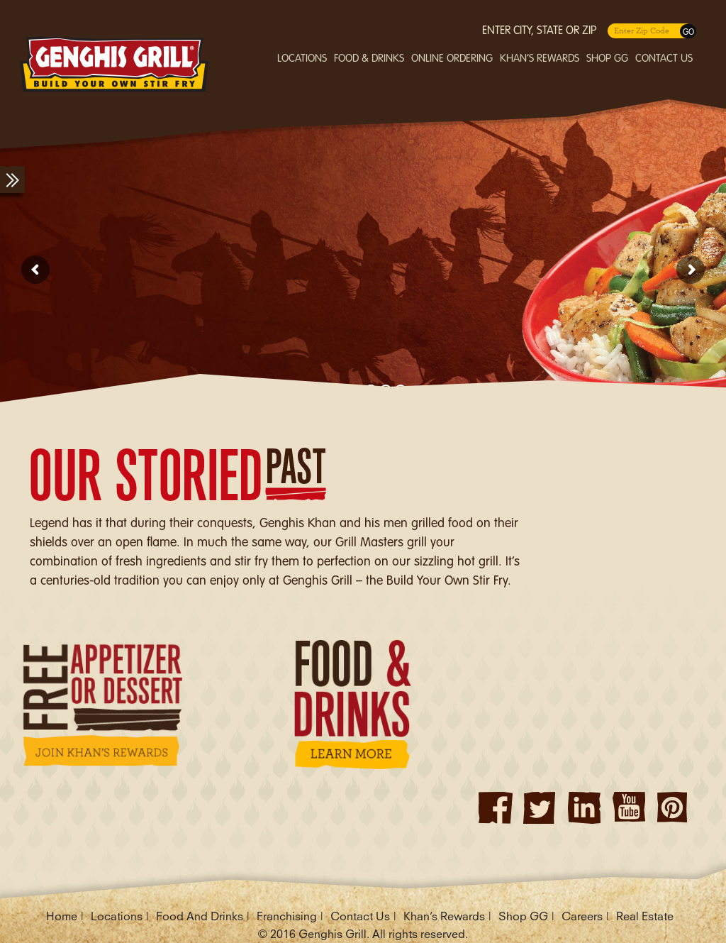 Genghis Grill Competitors Revenue And Employees Owler Company Profile