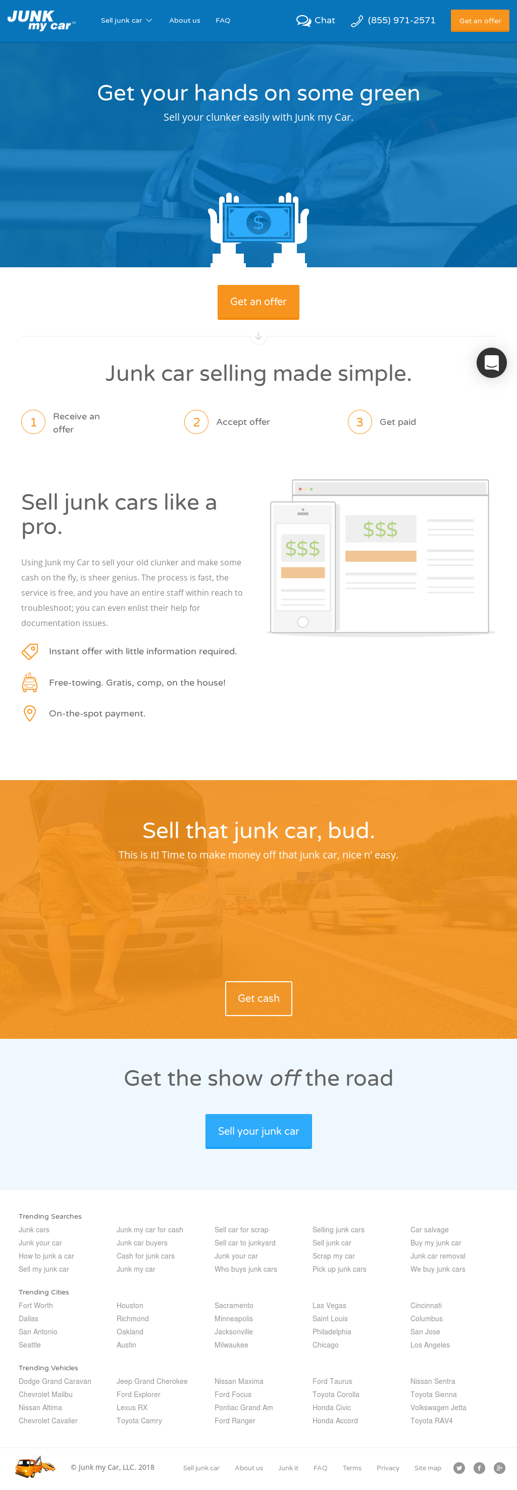 JUNK MY CAR Competitors, Revenue and Employees - Owler Company Profile