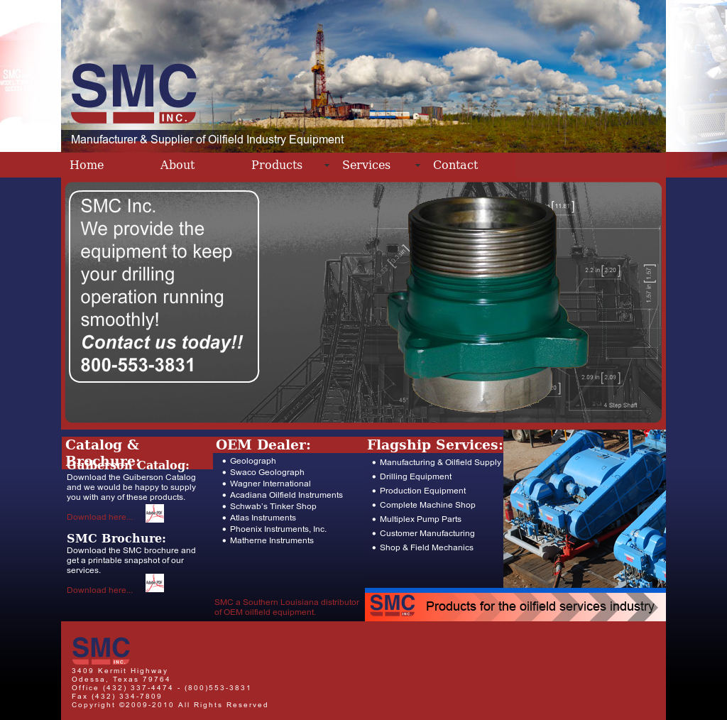 SMC Mfg  & Supply Competitors, Revenue and Employees - Owler