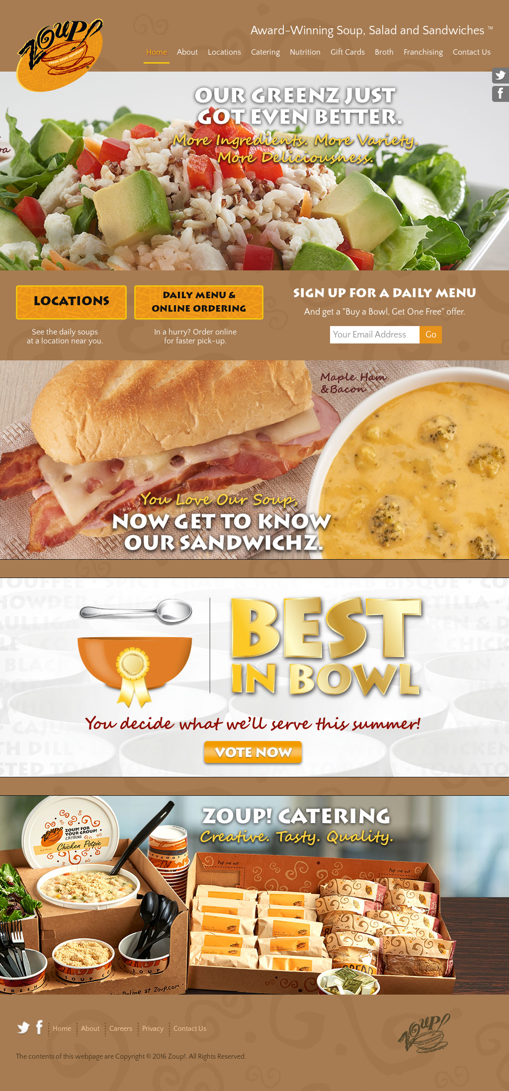 Zoup! Competitors, Revenue and Employees - Owler Company Profile