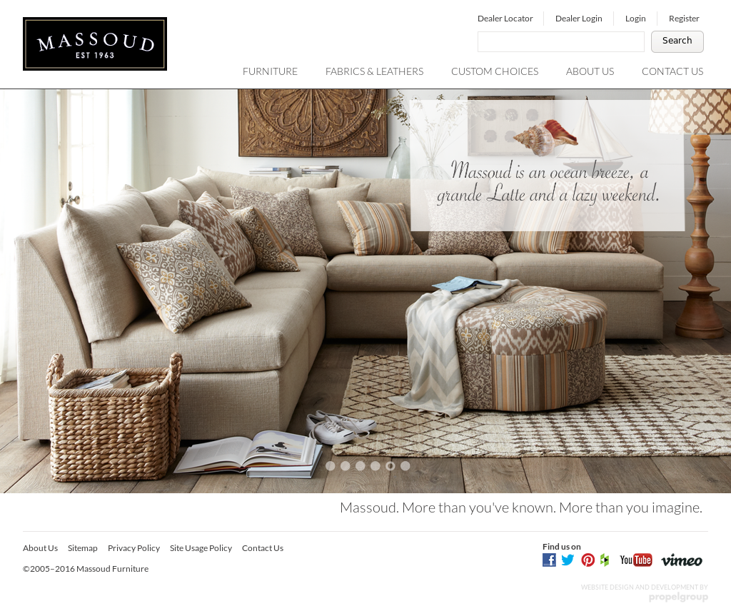 Massoud Furniture Manufacture Competitors Revenue And Employees