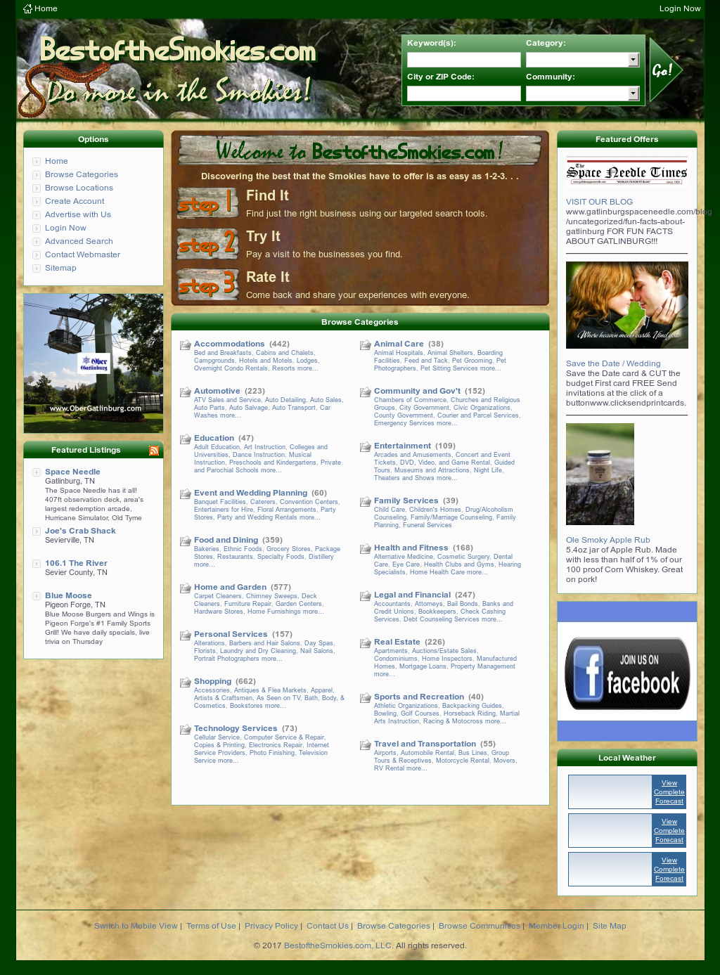 Smoky Top Cabin Rentals in The Smoky Mountains Competitors, Revenue ...