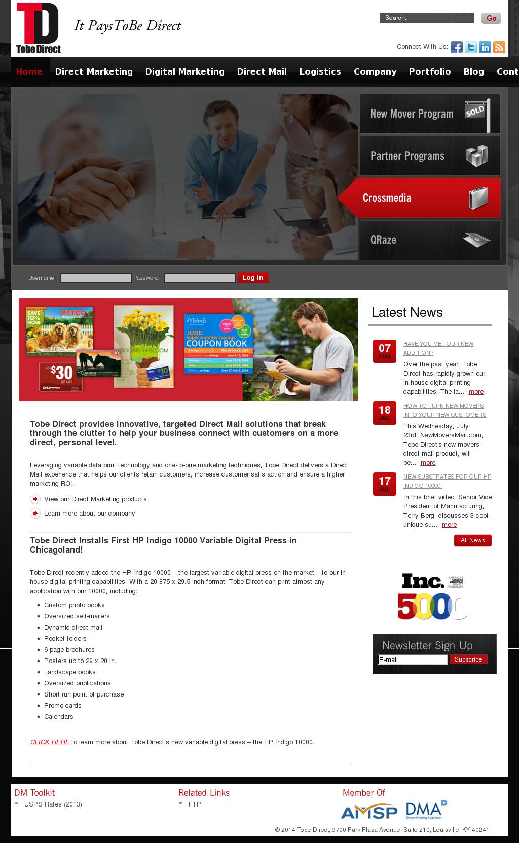 Tobe Direct Competitors, Revenue and Employees - Owler Company Profile