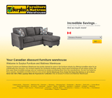 Furniture Clearing House Website History