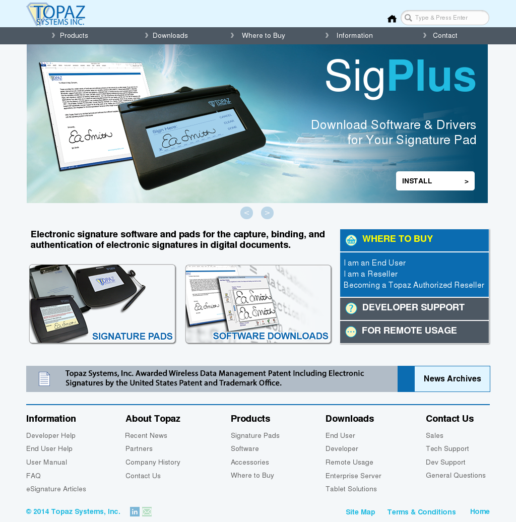 Topaz Systems Competitors, Revenue and Employees - Owler Company Profile