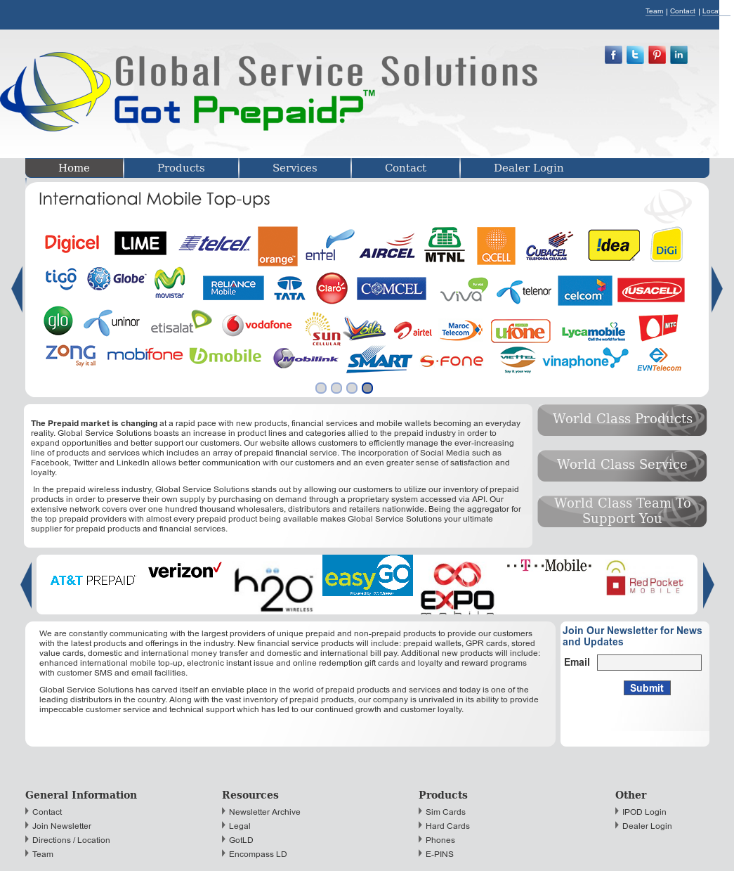 Gotprepaid Competitors, Revenue and Employees - Owler