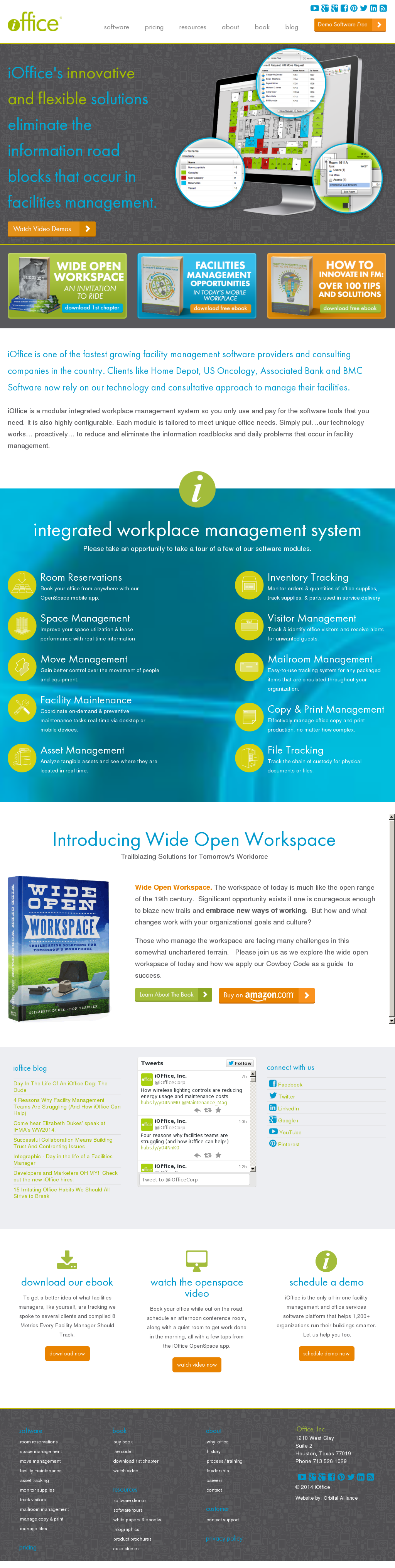 iOFFICE Competitors, Revenue and Employees - Owler Company