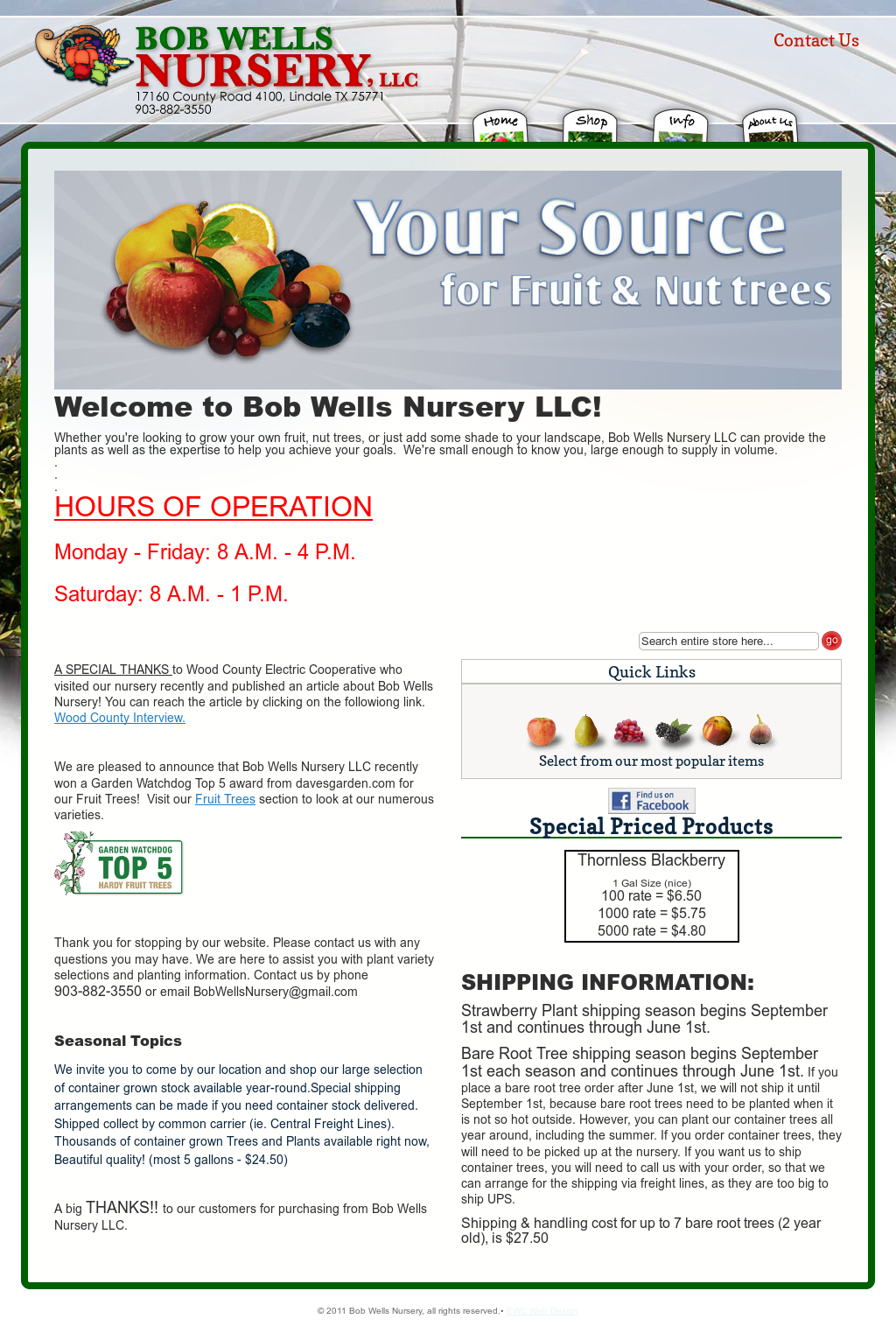 Bob Wells Nursery Compeors Revenue And Employees Owler Company Profile