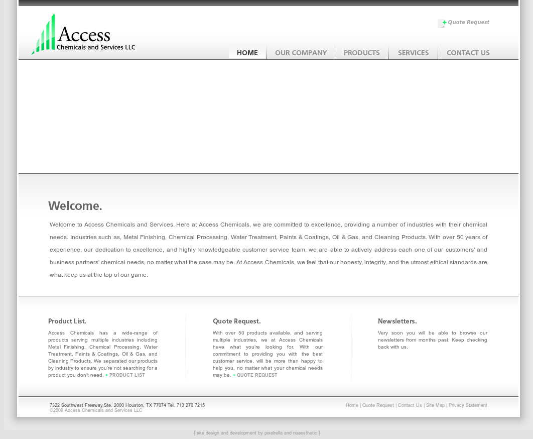 Access Chemicals Competitors, Revenue and Employees - Owler