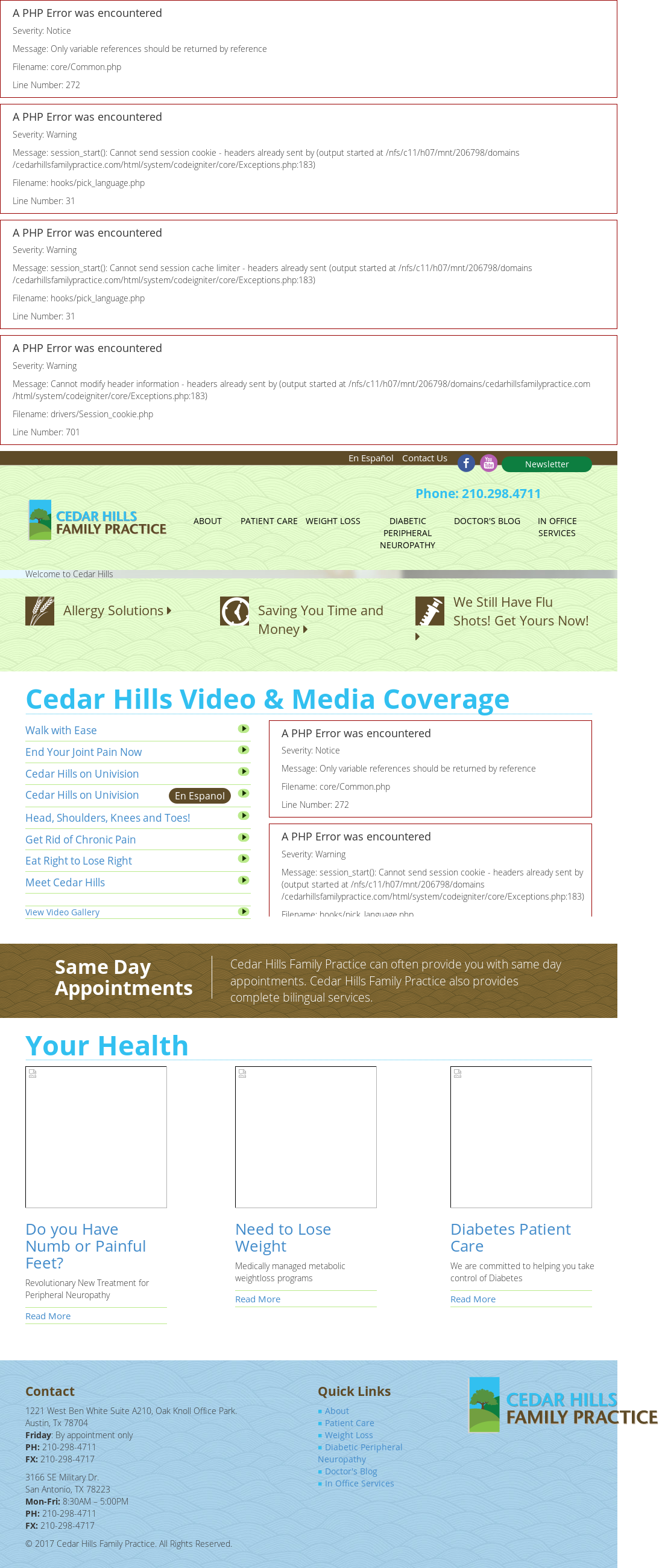 Cedar Hills Family Practice Competitors, Revenue and Employees