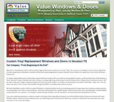 Value Windows Doors Compeors Revenue And Employees