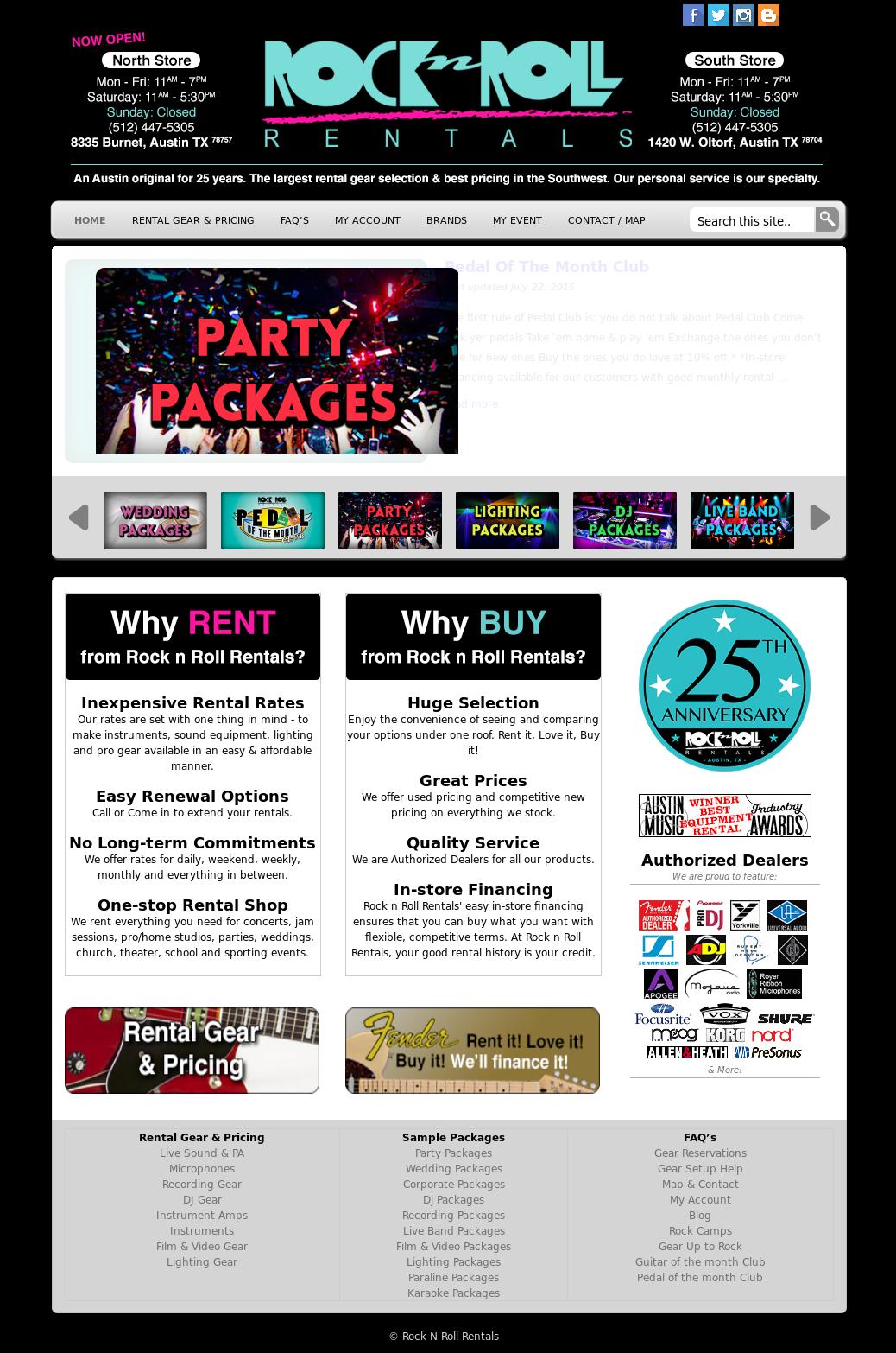 Rock n roll dating website