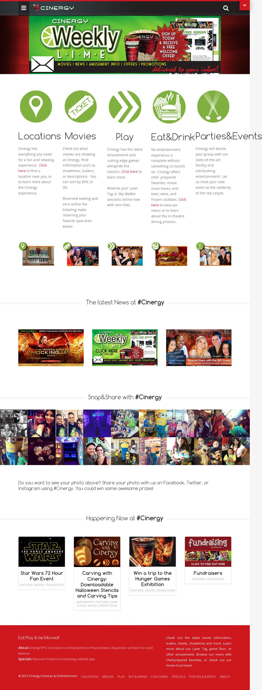 Cinergy Cinemas Competitors, Revenue and Employees - Owler
