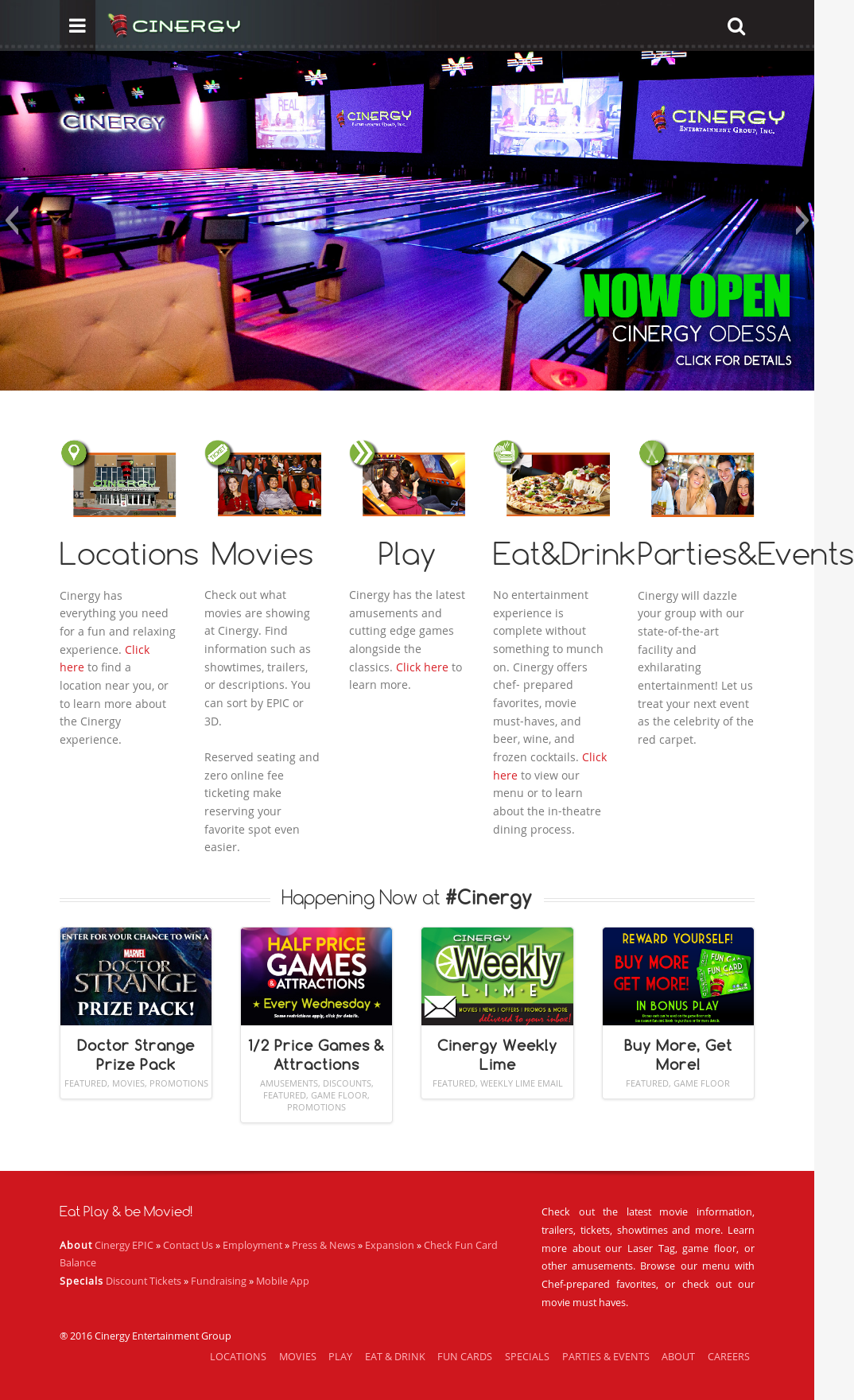 Cinergy Cinemas Competitors, Revenue and Employees - Owler Company