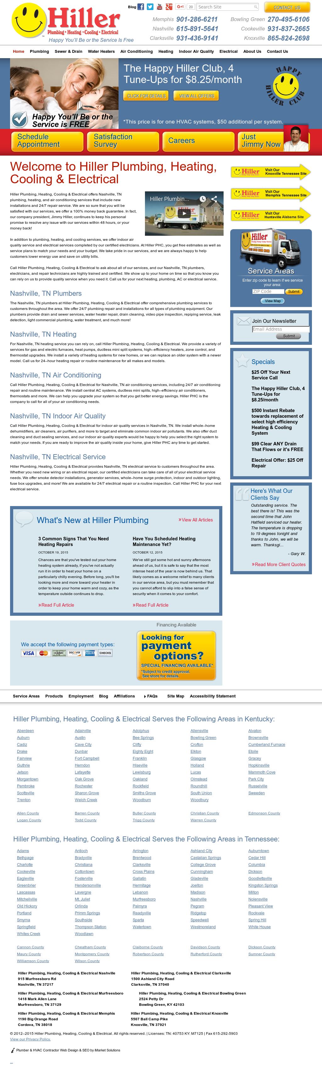 Hiller Plumbing Compeors Revenue And Employees Owler Company Profile