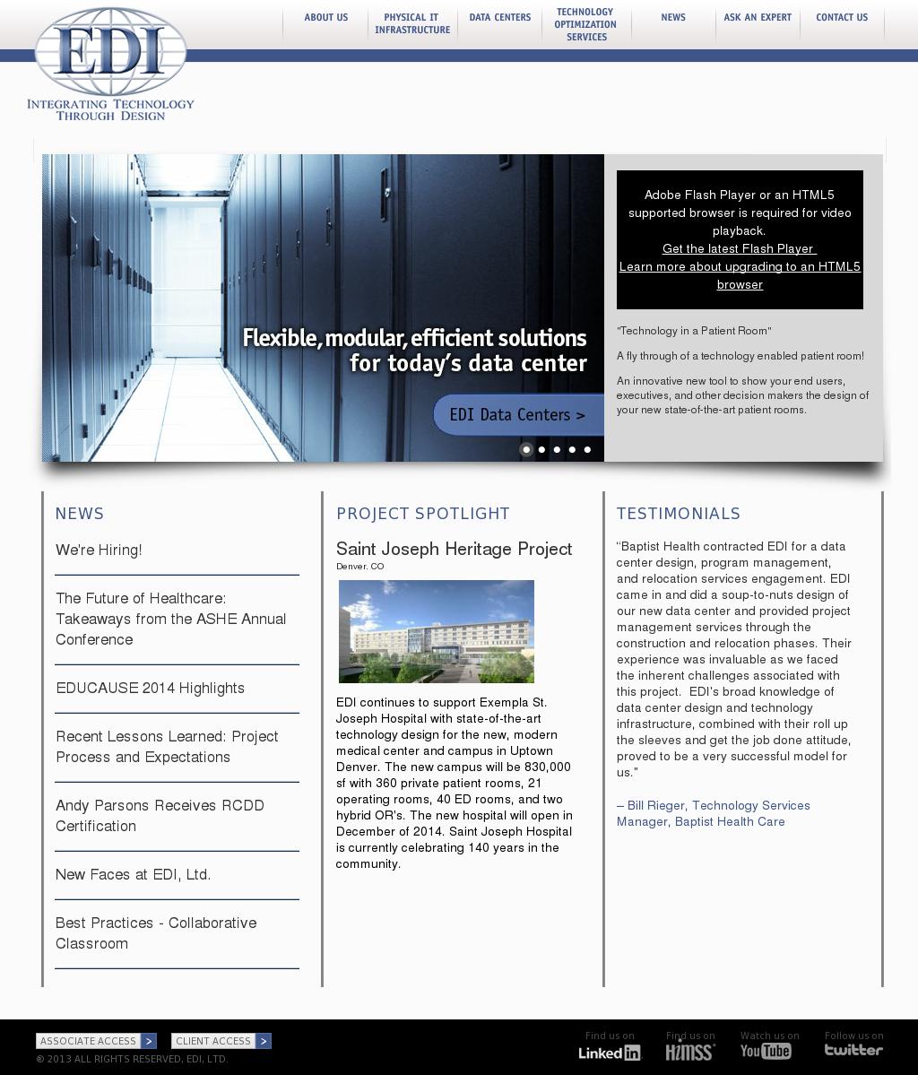 Edi Competitors Revenue And Employees Owler Company Profile