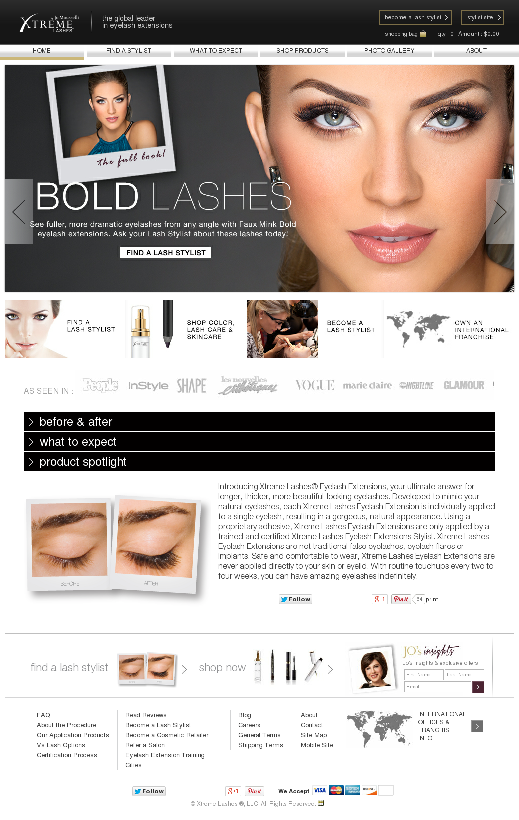 Xtreme Lashes Competitors, Revenue and Employees - Owler