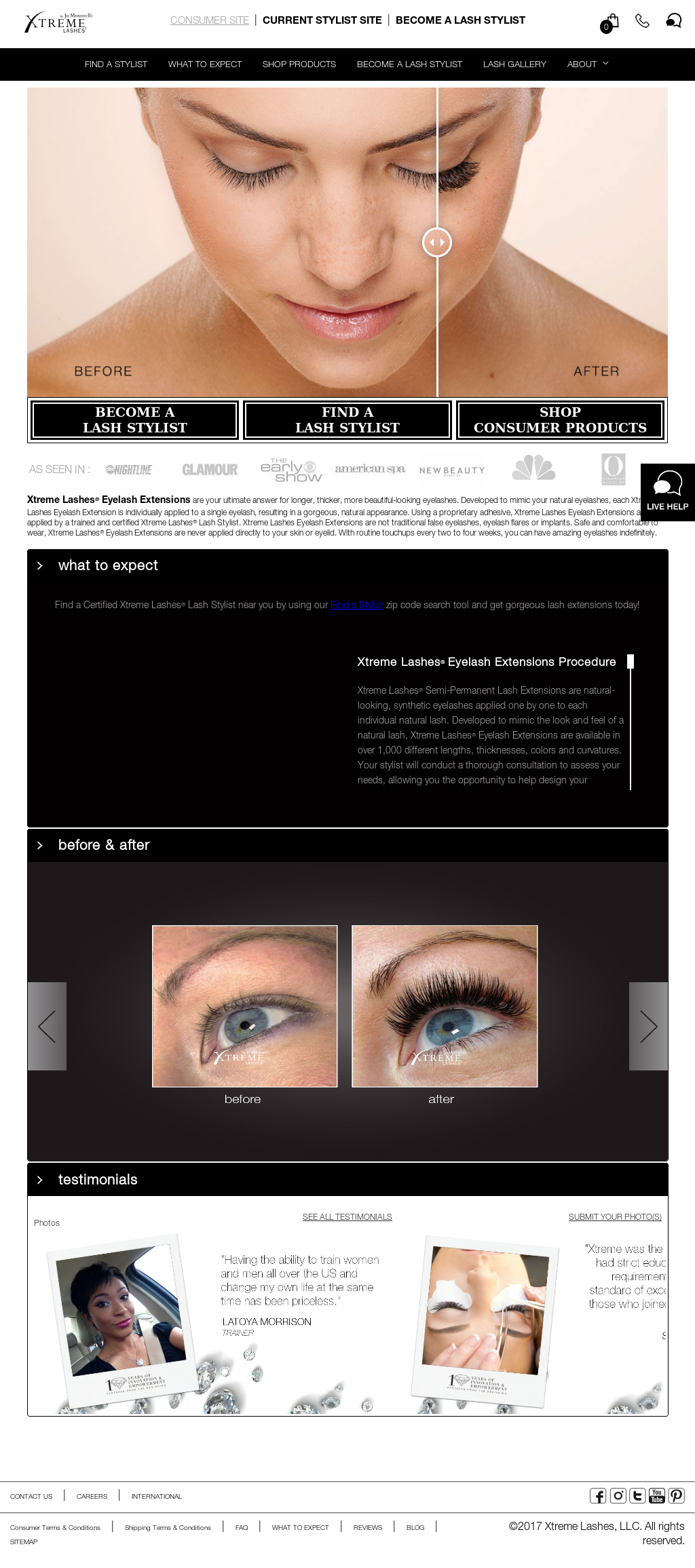 Xtreme Lashes Competitors Revenue And Employees Owler Company Profile