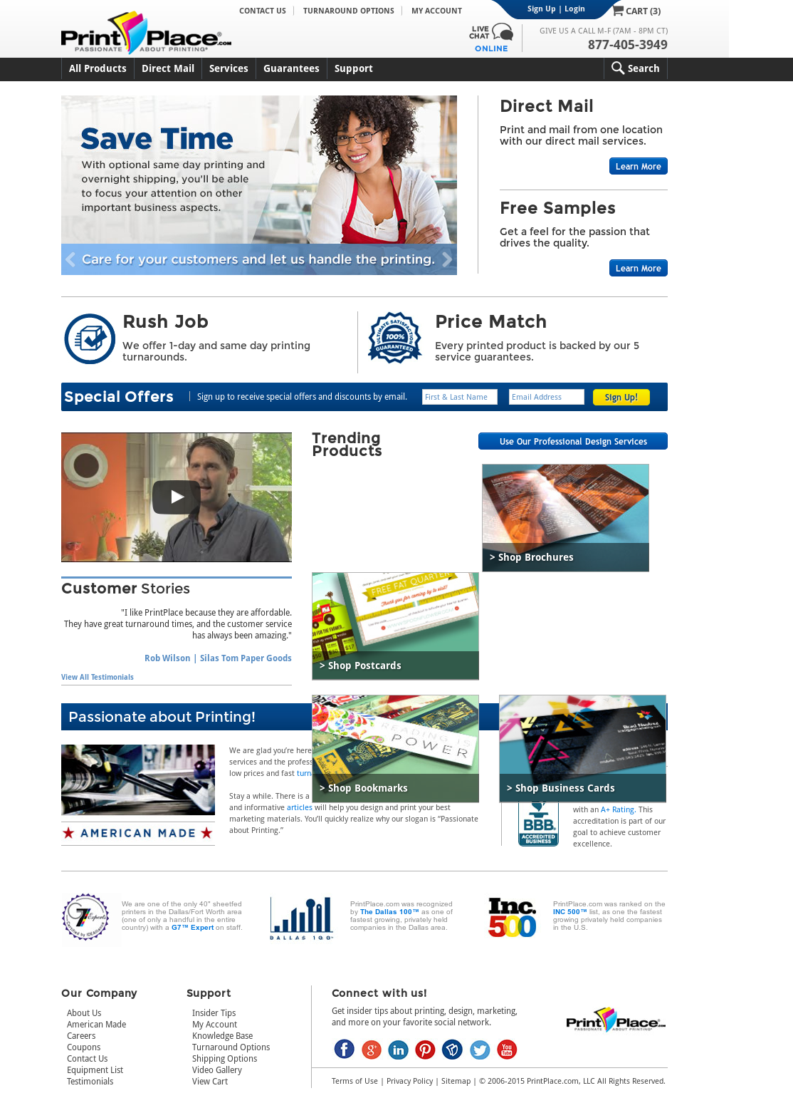 Print Place Competitors Revenue And Employees Owler Company Profile
