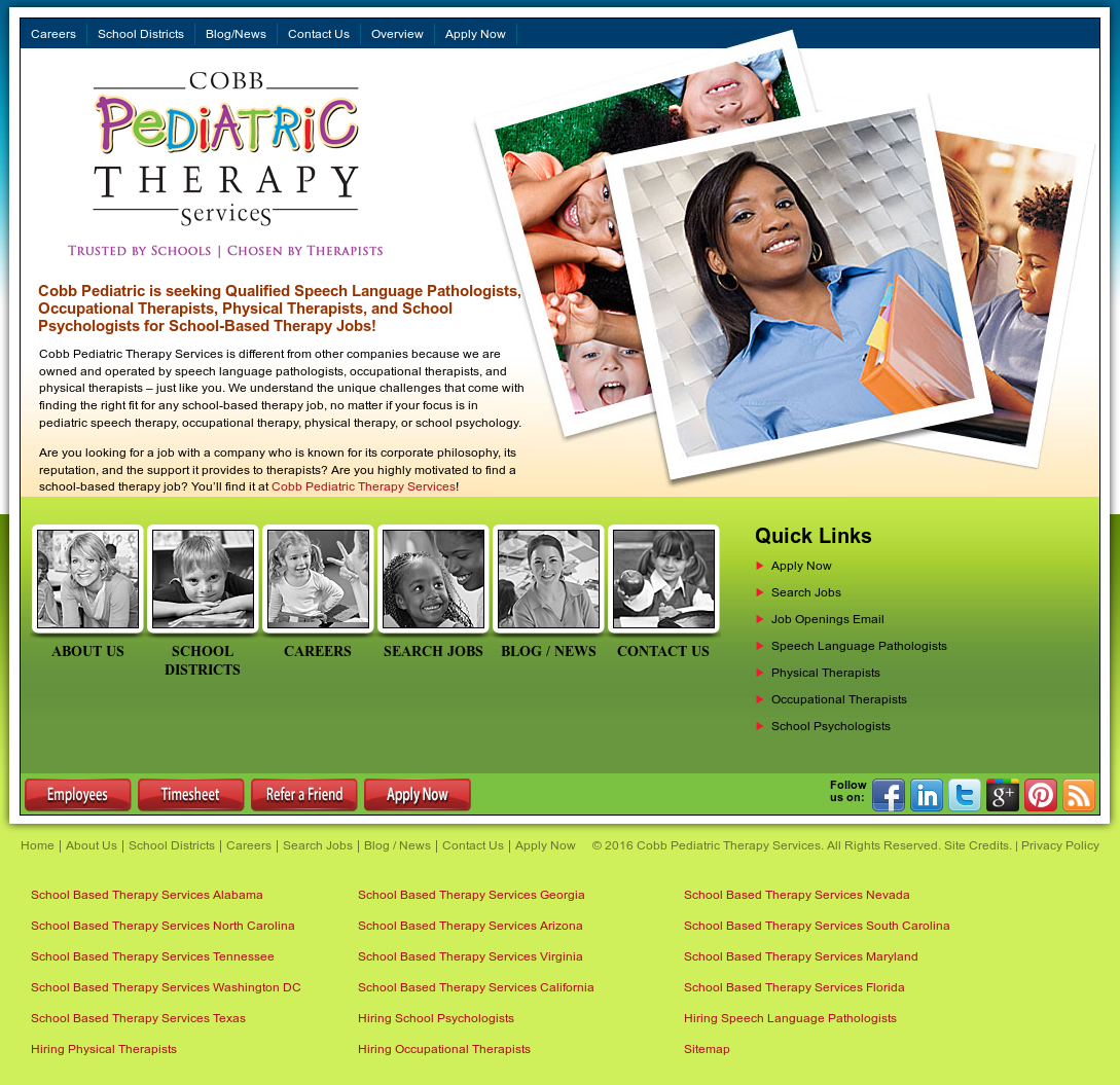 Pediatric Therapy Competitors Revenue And Employees Owler Company