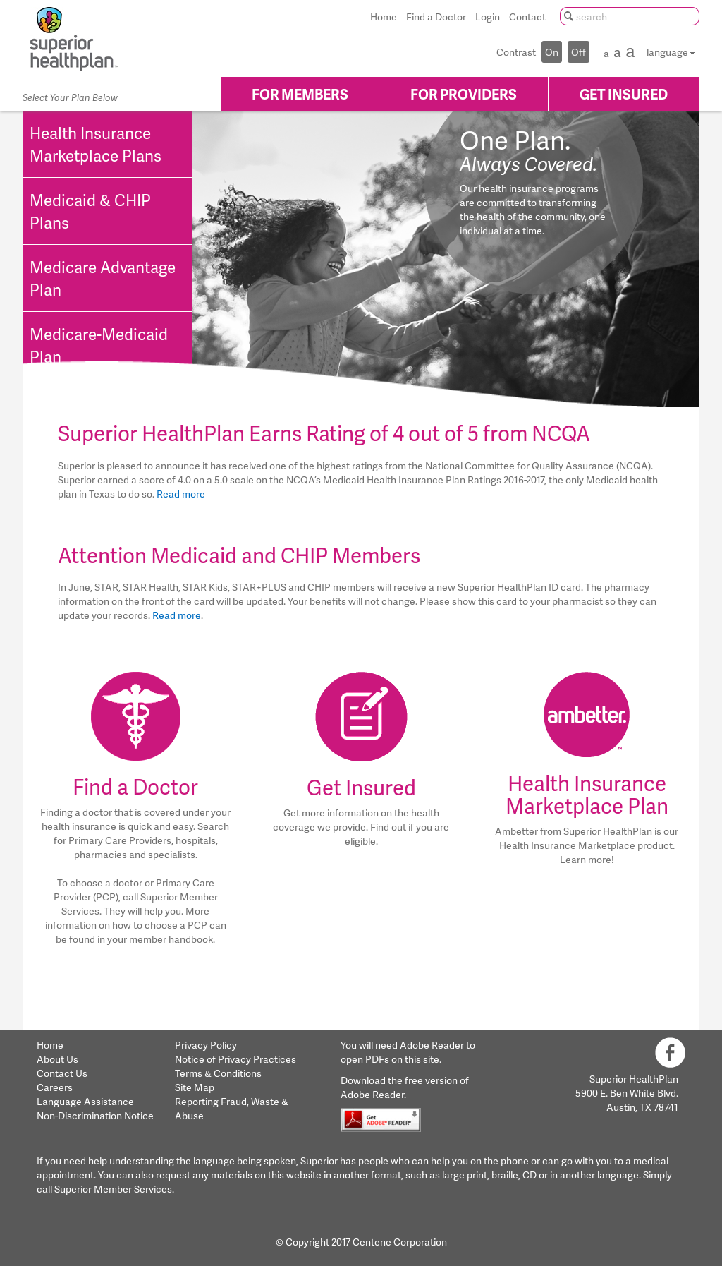 Superiorhealthplan Competitors Revenue And Employees Owler