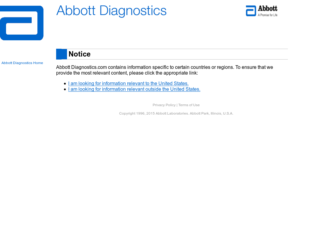 Abbott Diagnostics Competitors Revenue And Employees