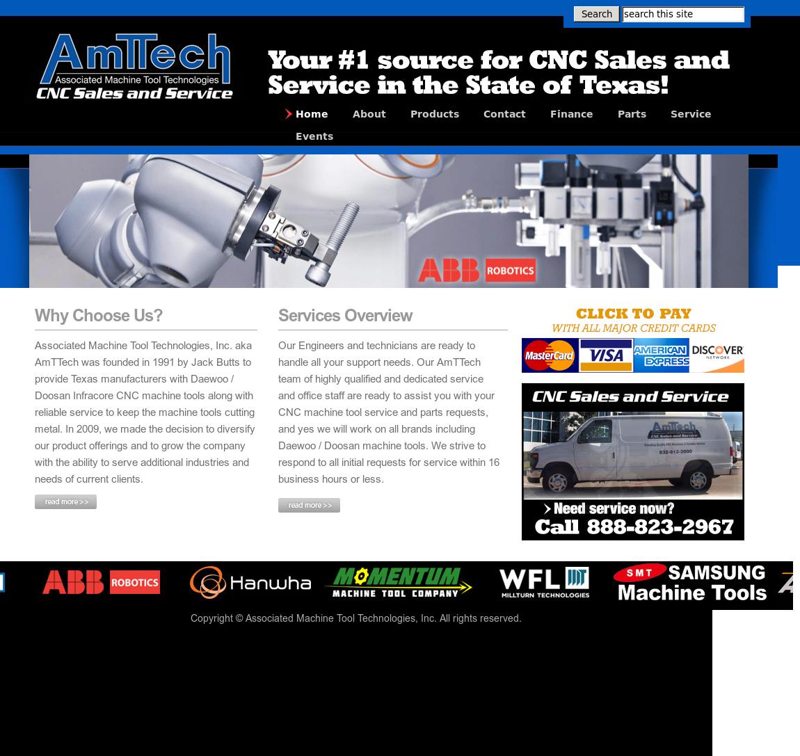 Associated Machine Tool Technologies Inc Competitors Revenue And