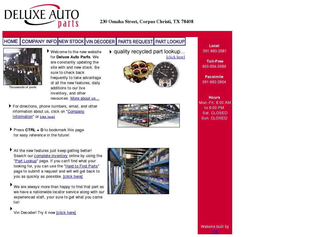 Deluxe Auto Parts >> Deluxe Auto Parts Competitors Revenue And Employees Owler