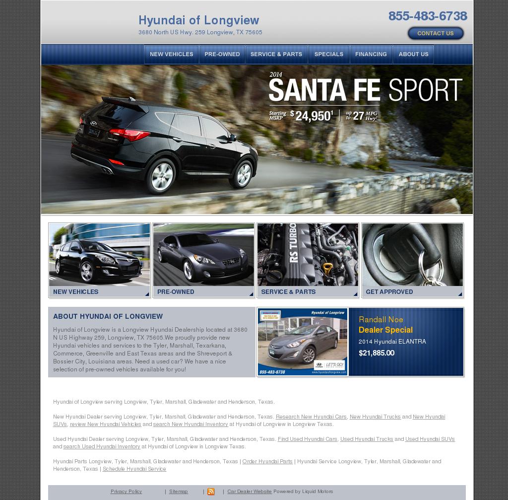Hyundai Of Longview >> Hyundai Of Longview Competitors Revenue And Employees Owler