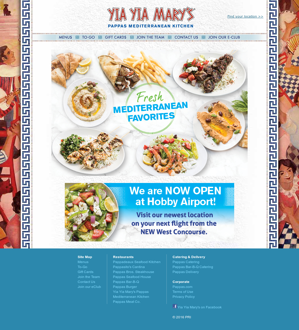 Yia Yia Mary\'s GREEK KITCHEN Competitors, Revenue and Employees ...