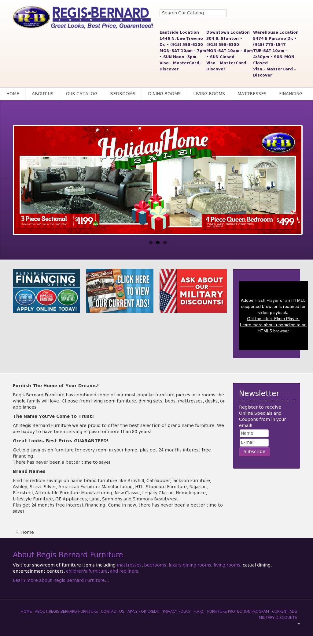 Attrayant Regis Bernard Furniture Competitors, Revenue And Employees   Owler Company  Profile