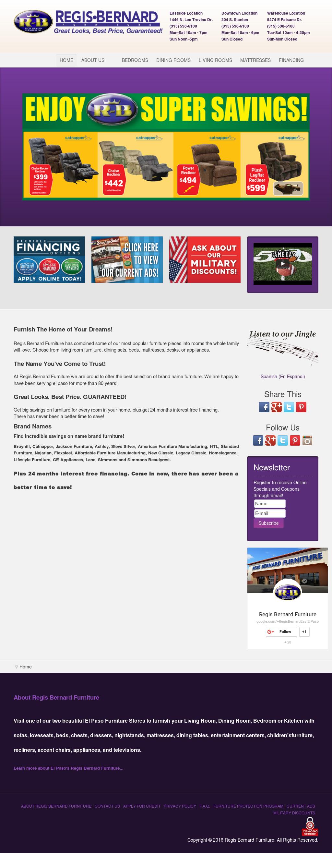 Superieur Regis Bernard Furniture Competitors, Revenue And Employees   Owler Company  Profile