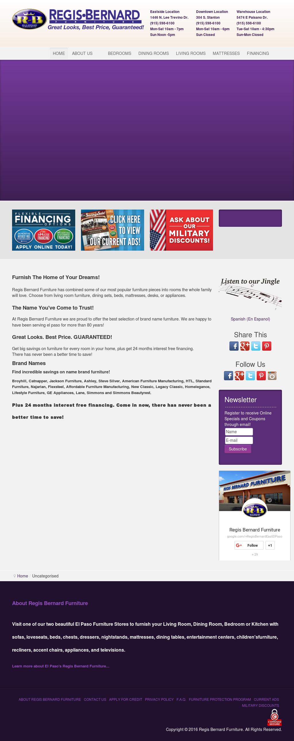Beau Regis Bernard Furniture Competitors, Revenue And Employees   Owler Company  Profile