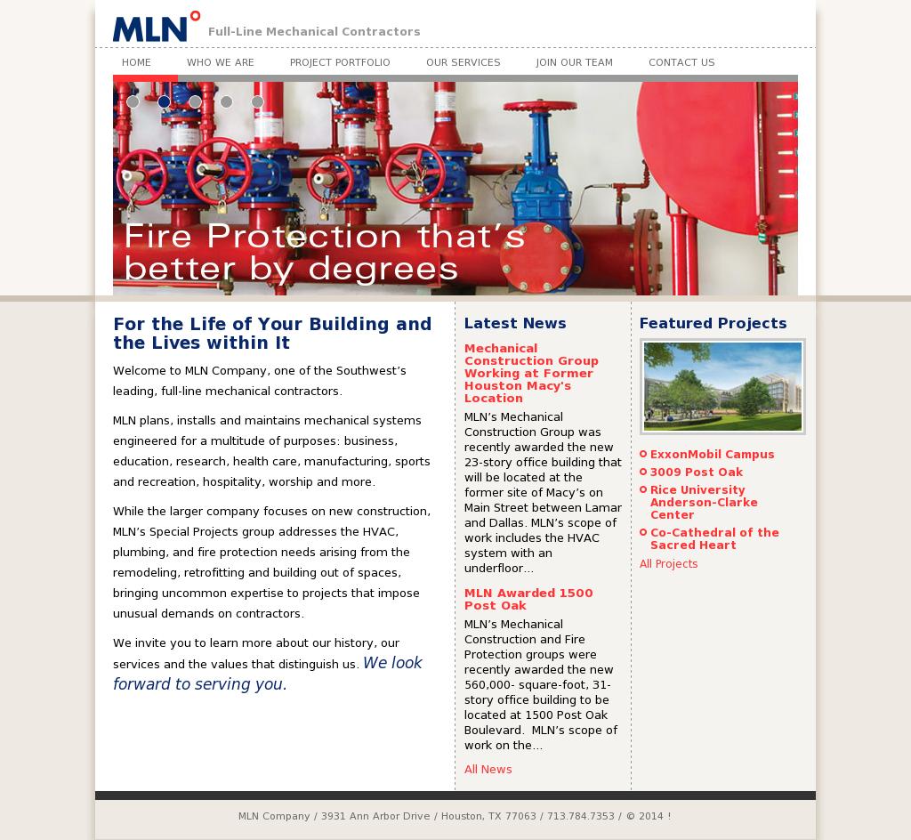 MLN Company Competitors, Revenue and Employees - Owler Company Profile