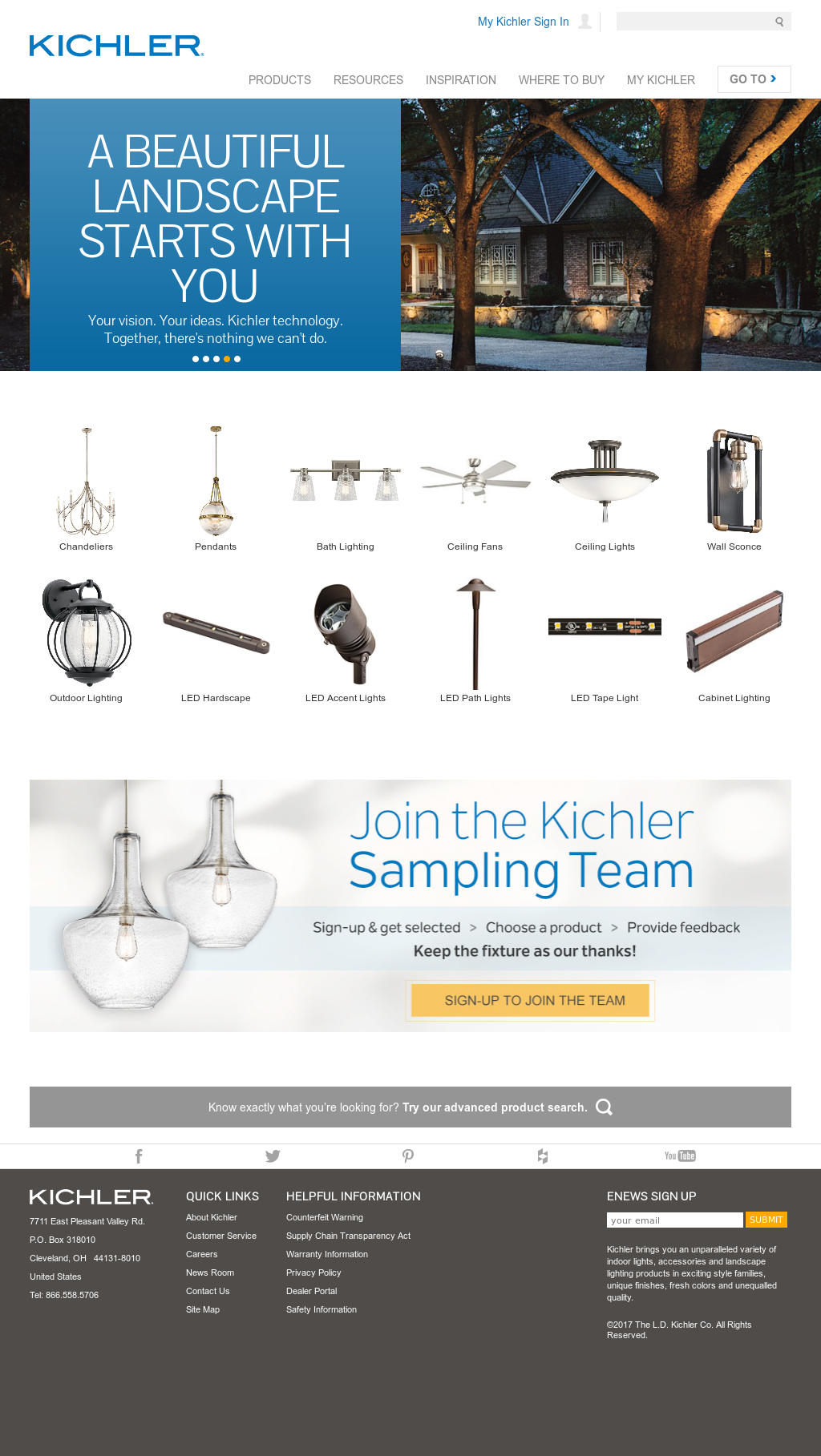 kichler lighting competitors revenue and employees owler company