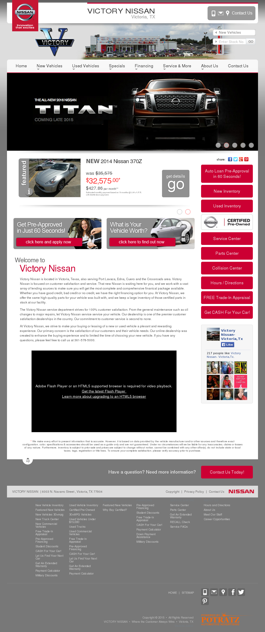 Victoria Nissan Competitors Revenue And Employees Owler Company
