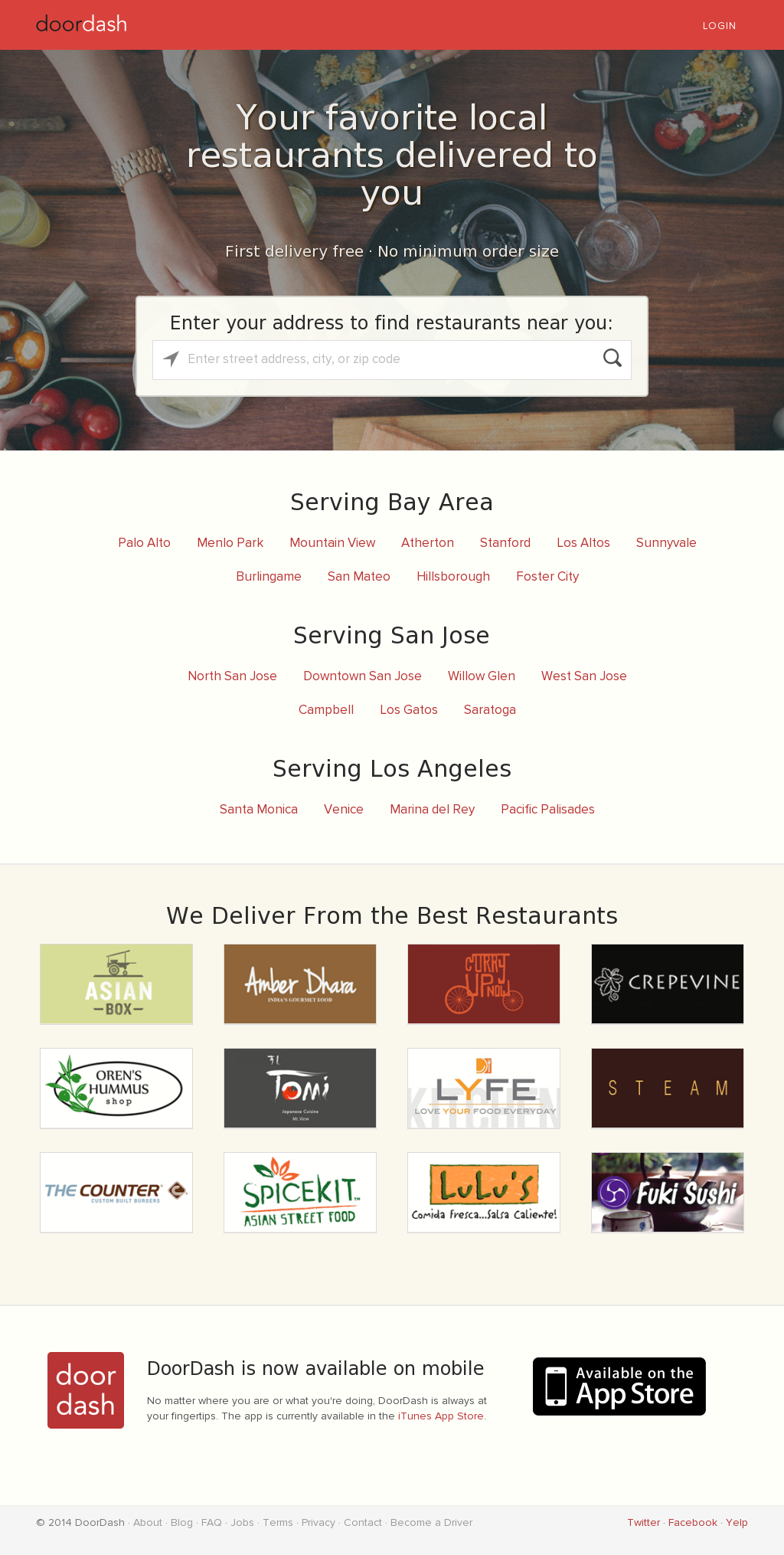 DoorDash Competitors, Revenue and Employees - Owler Company Profile